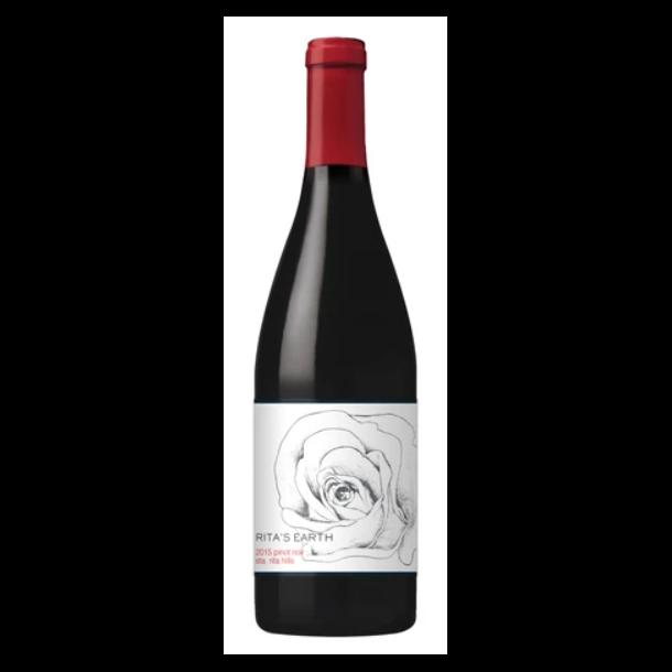 Pinot Noir, Rita´s Earth, Sta. Rita Hills, Babcock, 2019