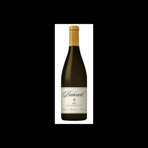 Chardonnay, Santa Barbara County, Babcock, 2018