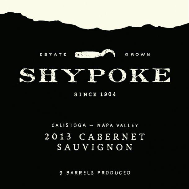 Cabernet Sauvignon, Calistoga, Napa Valley, Shypoke, 2014