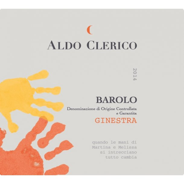 Barolo, Ginestra, Aldo Clerico, 2015