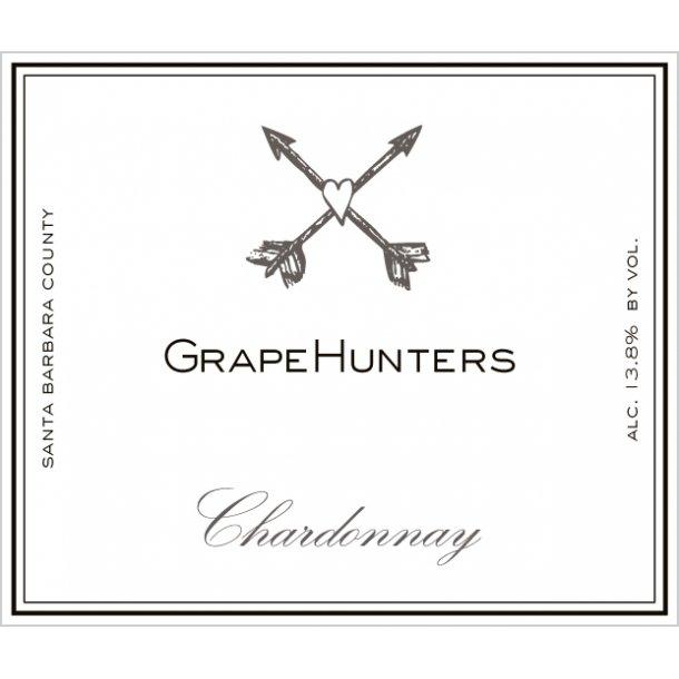 Chardonnay, Grapehunters, Santa Barbara County, Babcock, 2016