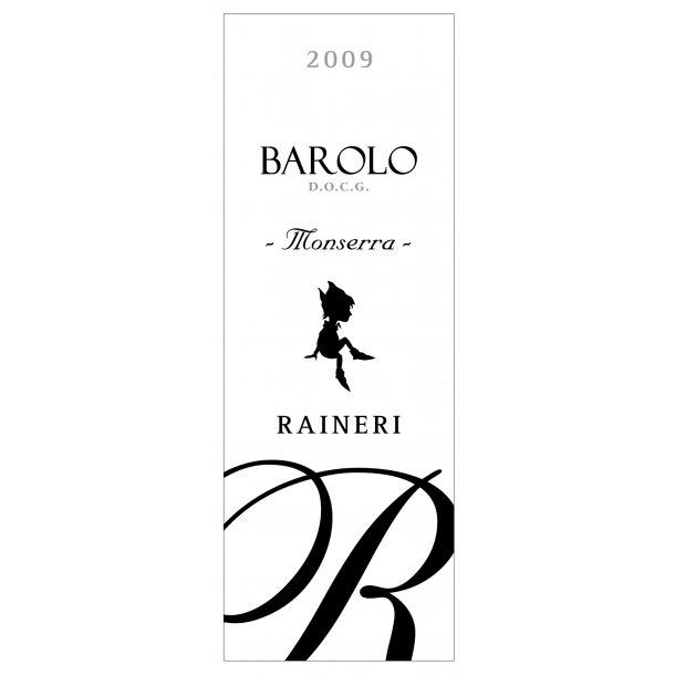 Barolo, Monserra, Raineri, 2010