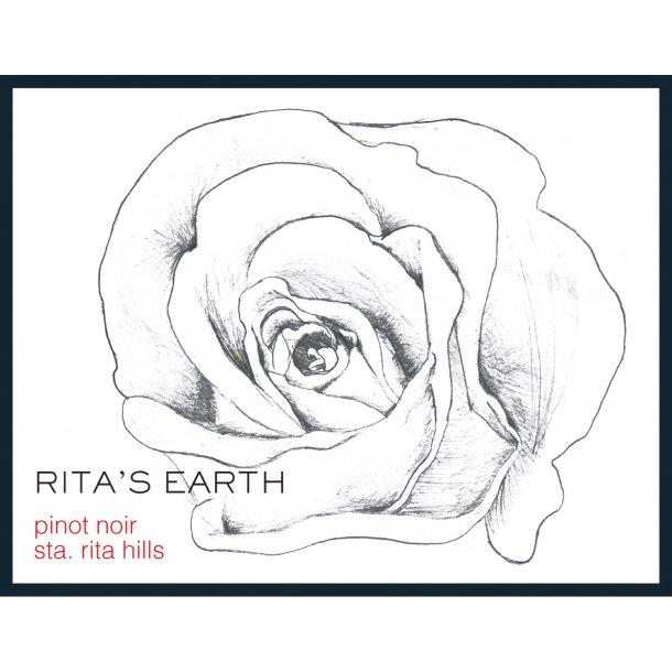 Pinot Noir, Rita´s Earth, Sta. Rita Hills, Babcock, 2016