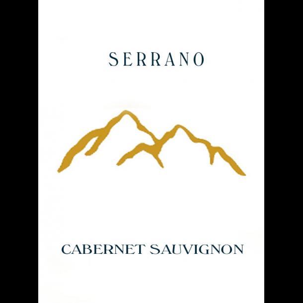 Cabernet Sauvignon, Willow Creek, Paso Robles, Serrano, 2016