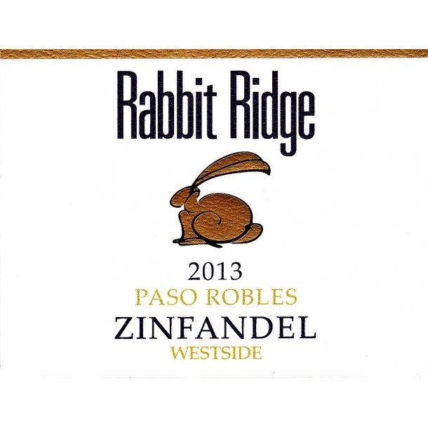 Zinfandel, Paso Robles, Rabbit Ridge, 2016
